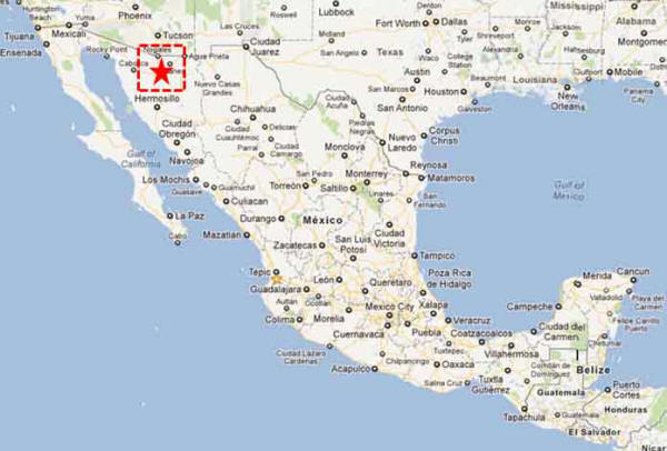 Where Is Mazatlan In Mexico Map.Mazatlan Sinaloa